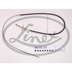 LINKA HAMULCA BMW 5 E12 73-81 LE/PR LINEX 06.01.14
