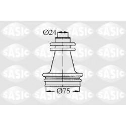 OSLONA PRZEGUBU WEWNETRZNA RENAULT ESPACE TRAFIC SASIC 4003416