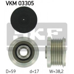 KOLO PASOWE ALTERNATORA BERLINGO 1.6HDI 98- SKF VKM 03305