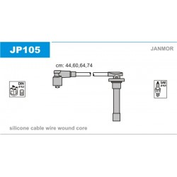 PRZEWODY ZAPLONOWE ACCORD 2.0,2.2 16V 90-95 JANMOR JP105