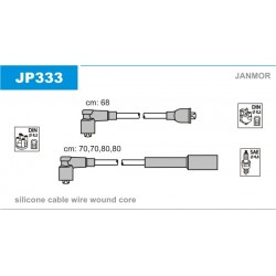 PRZEWODY ZAPLONOWE ACCORD 1.6 85-89 /SI/ JANMOR JP333