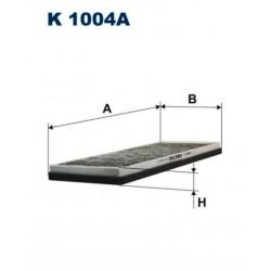 FILTR KABINOWY FILTRON K 1004A