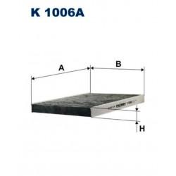 FILTR KABINOWY FILTRON K 1006A