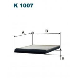 FILTR KABINOWY FILTRON K 1007