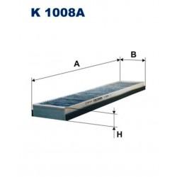 FILTR KABINOWY FILTRON K 1008A