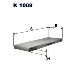 FILTR KABINOWY FILTRON K 1009