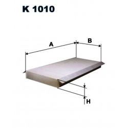 FILTR KABINOWY FILTRON K 1010