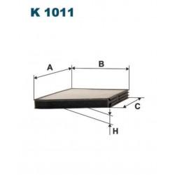 FILTR KABINOWY FILTRON K 1011
