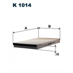 FILTR KABINOWY FILTRON K 1014