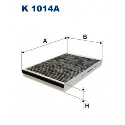 FILTR KABINOWY FILTRON K 1014A