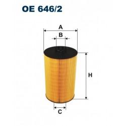 FILTR OLEJU FILTRON OE646/2