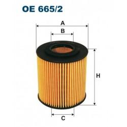 FILTR OLEJU FILTRON OE665/2