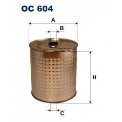 FILTR OLEJU FILTRON OC 604
