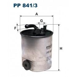 FILTR PALIWA FILTRON PP841/3