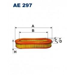 FILTR POWIETRZA FILTRON AE 297