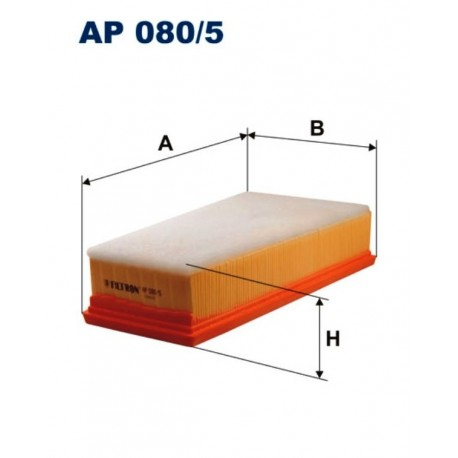 FILTR POWIETRZA FILTRON AP080/5