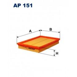 FILTR POWIETRZA FILTRON AP 151