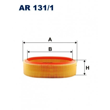 FILTR POWIETRZA FILTRON AR131/1