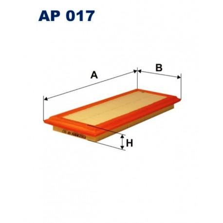 FILTR POWIETRZA FILTRON AP 017
