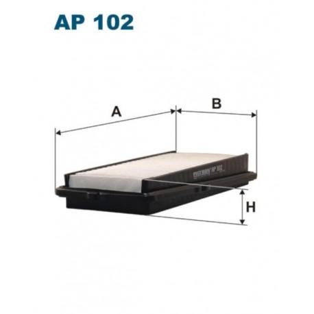 FILTR POWIETRZA FILTRON AP 102