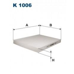 FILTR KABINY GC-7010 FILTRON KOD K1006