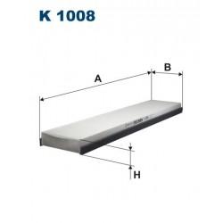 FILTR KABINY GC-7013 FILTRON KOD K1008