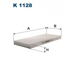 FILTR KABINY GC-7020 FILTRON KOD K1128
