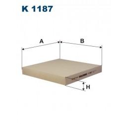 FILTR KABINY GC-7036 FILTRON KOD K1187