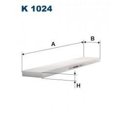 FILTR KABINY GC-7065 FILTRON KOD K1024