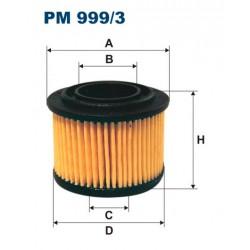 FILTR DO GAZU PM999/3 BRC WG1003