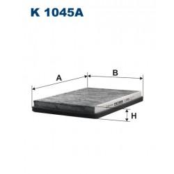 FILTR KABINY WT312008 ZAMIENNIK FILTRONA K 1045A