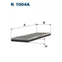 FILTR KABINY WT342019C ZAMIENNIK FILTRONA K 1004A