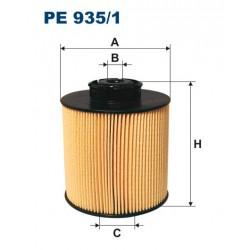 FILTR PALIWA WT528032 ZAMIENNIK FILTRONA PE 935/1