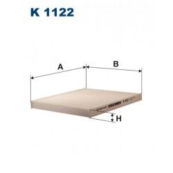 FILTR KABINY WT324013 ZAMIENNIK FILTRONA K 1122