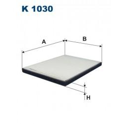 FILTR KABINY WT336017 ZAMIENNIK FILTRONA K 1030