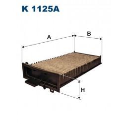 FILTR KABINY 338501 ZAMIENNIK FILTRONA K 1125A