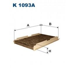 FILTR KABINY 338506 ZAMIENNIK FILTRONA K 1093A