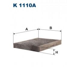 FILTR KABINY 338517 ZAMIENNIK FILTRONA K 1110A