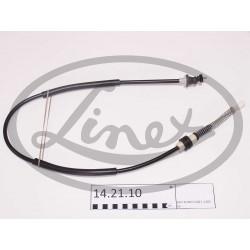 LINKA GAZU FIAT PUNTO 1.7D 94-97 LINEX 14.21.10