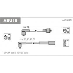 PRZEWODY ZAPLONOWE VW 1.05-1.3L 84- /EP/ JANMOR ABU19