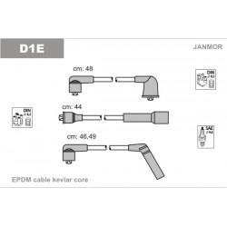 PRZEWODY ZAPLONOWE TICO,MATIZ 0.8 /EP/ JANMOR D1E