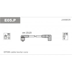 PRZEWODY ZAPLONOWE CINQUECENTO 700 /EP/ JANMOR E05.P