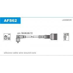 PRZEWODY ZAPLONOWE ALFA 145,155 16V 96- /SI/ JANMOR AFS62