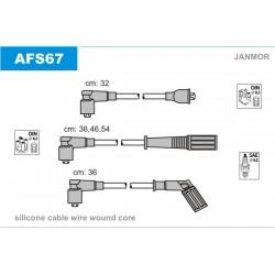 PRZEWODY ZAPLONOWE ALFA 164 2.0T 88-92 /SI/ JANMOR AFS67