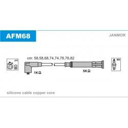 PRZEWODY ZAPLONOWE ALFA 164 2.0 T.S. 92- /SC/ JANMOR AFM68