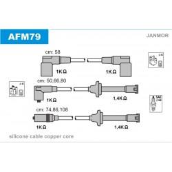 PRZEWODY ZAPLONOWE ALFA 164 2.0T 88-92 /SC/ JANMOR AFM79