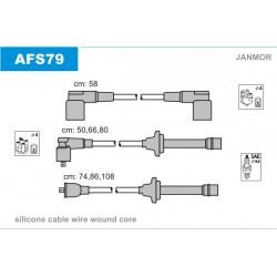 PRZEWODY ZAPLONOWE ALFA 164 2.0T 88-92 /SI/ JANMOR AFS79