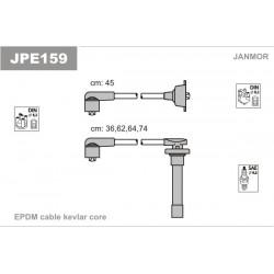 PRZEWODY ZAPLONOWE ACCORD 16V 2.0I 87- /EP/ JANMOR JPE159
