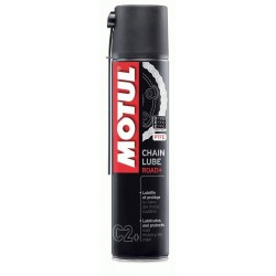 MOTUL C2+ CHAIN LUBE ROAD 400ML SMAR DO LANCUCHA PRZEZROCZYSTY