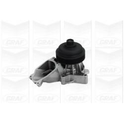 POMPA WODY BMW E46 330D 00- GRAF PA1053